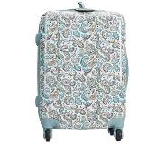 Parfois trolley Lorna Travel Blue S Blauw S