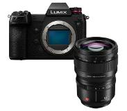 Panasonic Lumix DC-S1 + Lumix S Pro 50mm F/1.4 L-mount