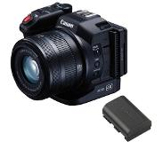 Canon XC10 4K Professional Camcorder + LP-E6N accu