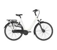 Gazelle Orange C7+ 2020 Dames - 57 cm - Ivory Mat Stadsfiets