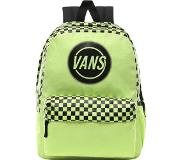 Vans Realm Taper Off Backpack sharp green