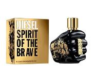 Diesel - Spirit Of The Brave Eau De Toilette 125ML