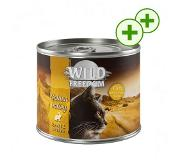 Wild Freedom Adult Kattenvoer 24 x 400 g - Wide Country - Pure Kip