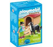 Playmobil 70136 Playmobil Country kind met hond 70136