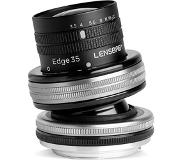 Lensbaby Composer pro II Micro Four Thirds met Edge 35