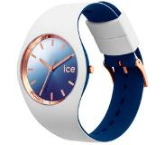 Ice-watch Duo Chic horloge IW016983 wit Wit 40,0 mm