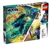 LEGO en Playmobil: LEGO Hidden Side 70424 Spookexpress