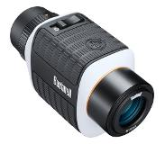 Bushnell 8x25 Monocular black/white roof image stabilization