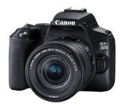 Canon EOS 250D BLACK 18-55MM F3.5-5.6 IS STM + EF 50MM F1.8 STM