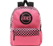 Vans Realm Taper Off Backpack azalea pink