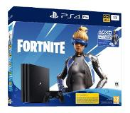 Sony PS4 Pro 1TB Zwart + Fortnite Neo Versa Bundle