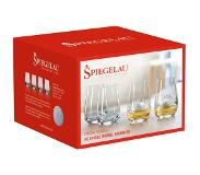 Spiegelau Barrel Bourbon cognacglazen - 38 cl - set van 4