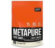 QNT Koolhydraatarm Zero Carb Metapure 480 gram White Chocolate