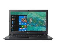 "Acer Aspire 3 A317-51-369B Zwart Notebook 43,9 cm (17.3"") 1600 x 900 Pixels Intel 8ste generatie Core i3 8 GB DDR4-SDRAM 512 GB SSD Windows 10 Home"