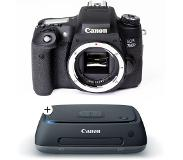 Canon EOS 760D + Canon CS100 connect station 1TB