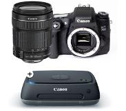 Canon EOS 760D + 18-135mm iS STM + Canon CS100 connect station 1TB