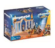 Playmobil Playmobil: The Movie Keizer Maximus in het colosseum PM70076