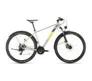 Cube Aim Allroad 27.5 2020 - 18 inch - Grey/Flashyellow Mountainbike