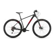 Cube Aim SL 29 2020 - 17 inch - Iridium / Red Mountainbike