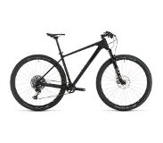 Cube Reaction C:62 SLT 2020 - 17 inch - Carbon / Grey Mountainbike