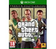 Take-Two Interactive Grand Theft Auto V (GTA 5) Premium Edition Xbox One