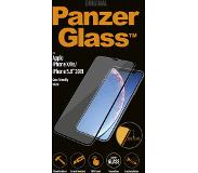 PanzerGlass Case Friendly iPhone X/Xs/11 Pro Screenprotector Glas Zwart
