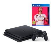 Sony PlayStation 4 Pro 1TB Zwart + FIFA20 + 14 day PS plus trial