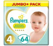 Pampers Gratis E-voucher fotohoesje: Pampers Premium Protection Maat 4 Luiers
