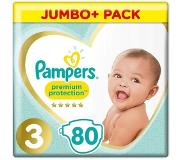 Pampers Premium Protection Maat 3 Luiers