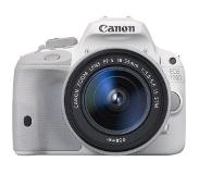 Canon EOS 100D + 18-55mm iS STM Wit