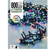 Decorative Lighting Micro Cluster 800 LED's 16 meter multicolor
