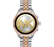 Michael Kors Access Lexington Gen 5 MKT5080 - Zilver/Rosé goud