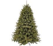 Triumph tree kunstkerstboom forest frosted maat in cm: 260 x 168 groen