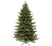 Triumph tree Triumph Treekerstboom Led Deluxe Sherwood H120 D94 Groen 88L Tips 615