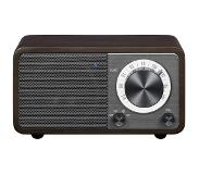 Sangean WR-7 walnut radio