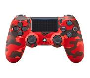 Playstation 4 Draadloze controller PS4 Dualshock 4 V2 Rood