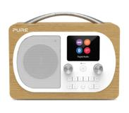 Pure Evoke H4 Oak DAB+ Radio PS5895