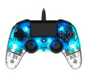 Nacon Wired Compact Controller Led-blauw