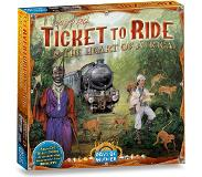 Days of Wonder Ticket to Ride - Map Collection - Afrika - Bordspel