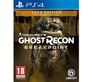 Ubisoft PS4 GHOST RECON BREAKPOINT GOLD | PlayStation 4