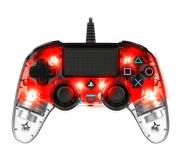 Nacon Wired Compact Controller Led-rood