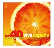 Sony bmg VARIOUS - Top 40 - Viva Espana | CD