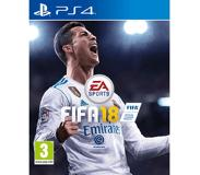 Electronic Arts FIFA 18 PS4
