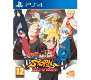 Namco Bandai Games Naruto Shippuden - Ultimate Ninja Storm 4 - Road To Boruto | PlayStation 4