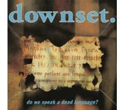 Bertus Distributie Downset - Downset - Do We Speak A Dead Language | LP