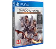 Micromedia Shadow Of War (Definitive Edition) | PlayStation 4