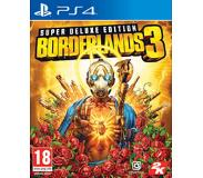 Take Two Borderlands 3 (Super Deluxe Edition) | PlayStation 4