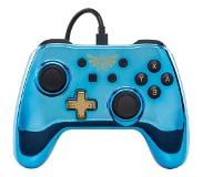 PowerA Legend of Zelda Gamepad Nintendo Switch Blauw, Goud