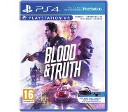 Sony Blood & Truth - PS4 VR