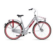 Giant Triple X 2 2020 Dames - M - Magnesium / Red Transportfiets